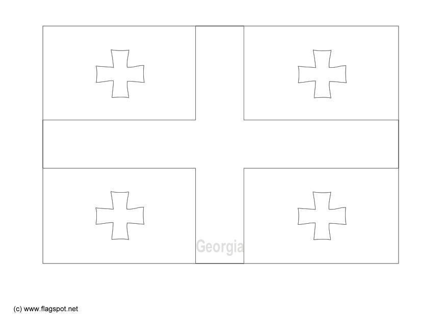 Niedlich Honduras Flagge Ausmalbilder Bilder - Framing Malvorlagen ...