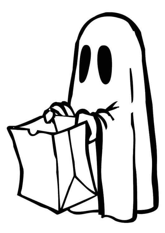 Malvorlage Halloween   Ausmalbild 28901.