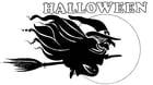 Malvorlage  Halloween