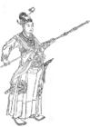 Malvorlage  Han Xin