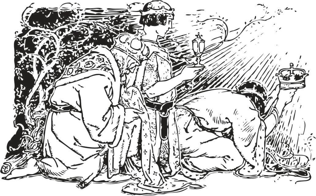 heilige drei könige ausmalbild  ausmalbilder
