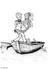 Malvorlage  heiraten