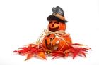 Malvorlage  Herbst - Halloween