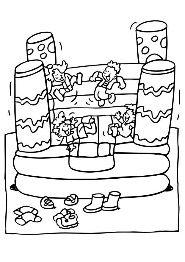 Copyright Fair Use Coloring Page