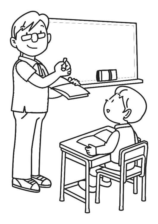 Malvorlage Im Klassenzimmer Kostenlose Ausmalbilder Zum Ausdrucken Bild 30218