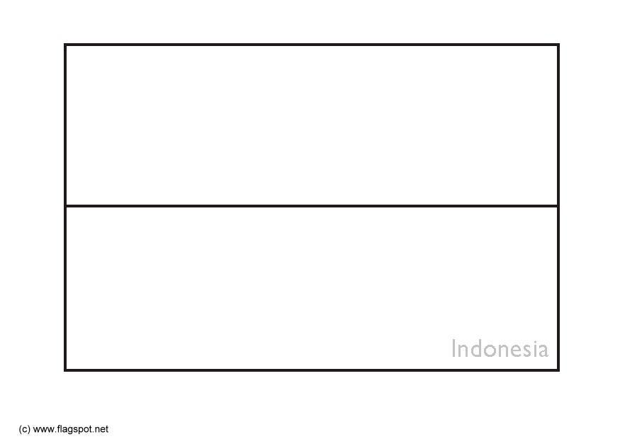 malvorlage indonesien  kostenlose ausmalbilder zum