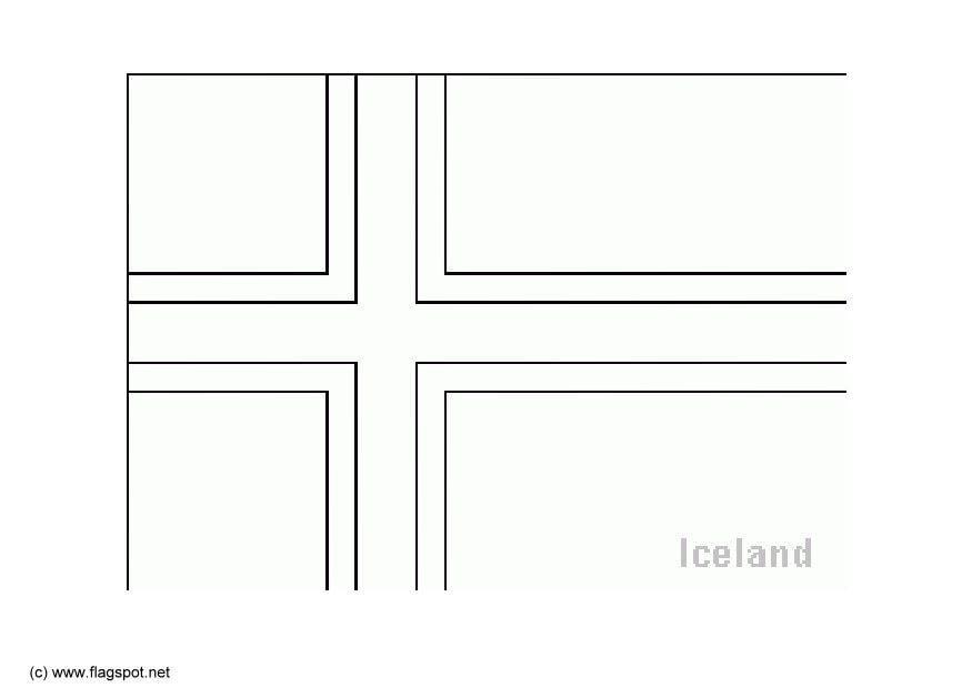 Malvorlage Island | Ausmalbild 6149.