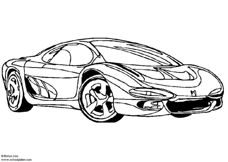 32 pdf how to draw ferrari enzo stepstep printable