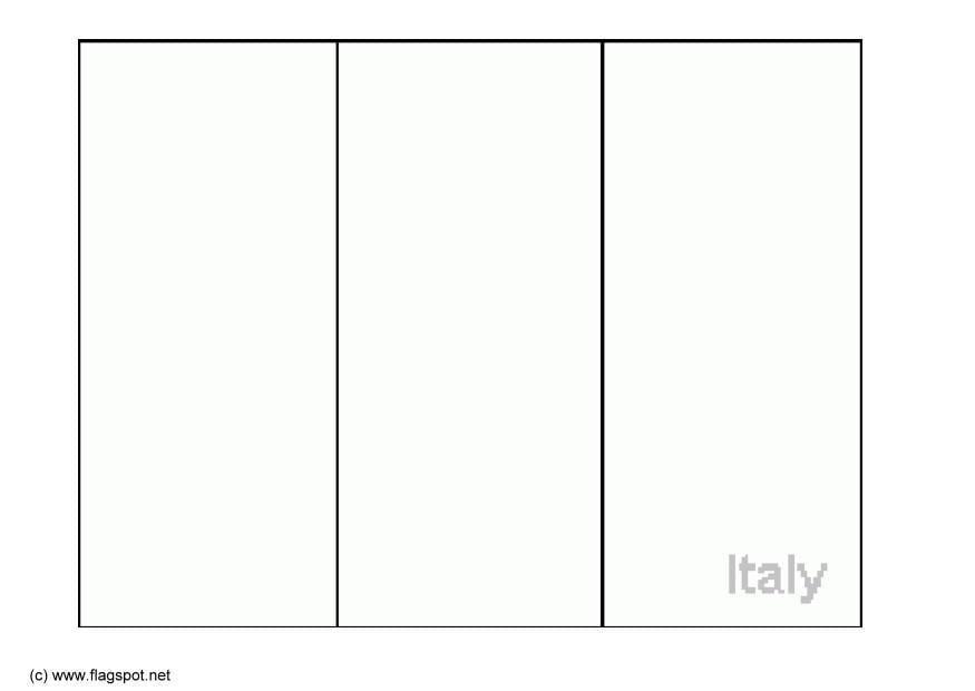 Malvorlage Italien | Ausmalbild 6372.