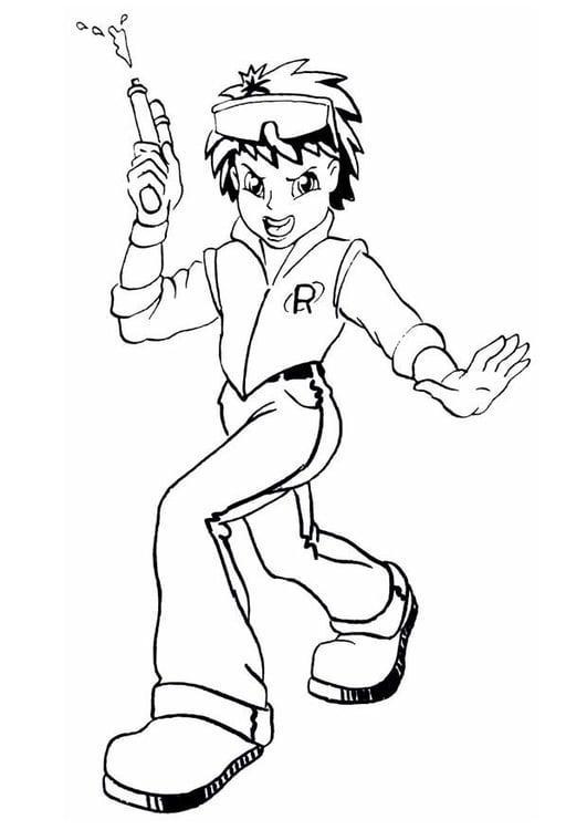 Leuke Kleurplaten Minions Malvorlage Junge Mit Wasserpistole Ausmalbild 8899