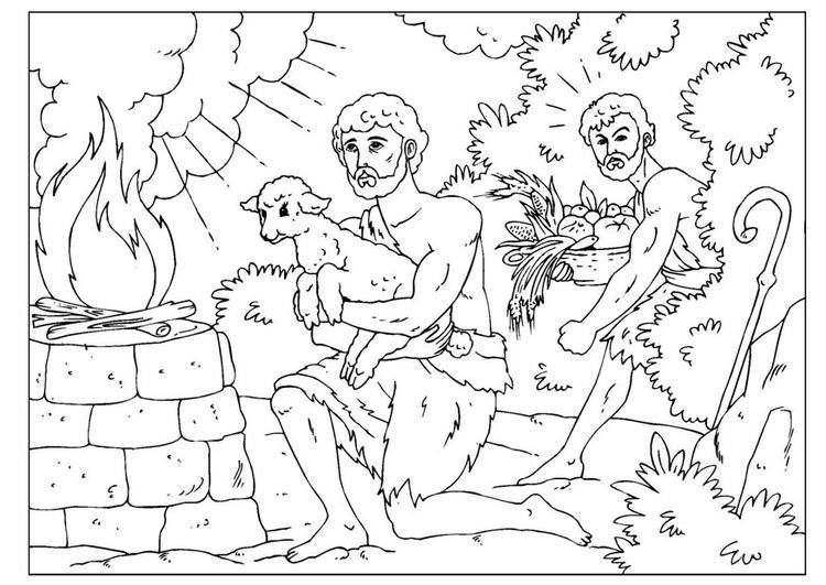 Fein Gott Machte Adam Und Eva Malvorlagen Bilder - Framing ...