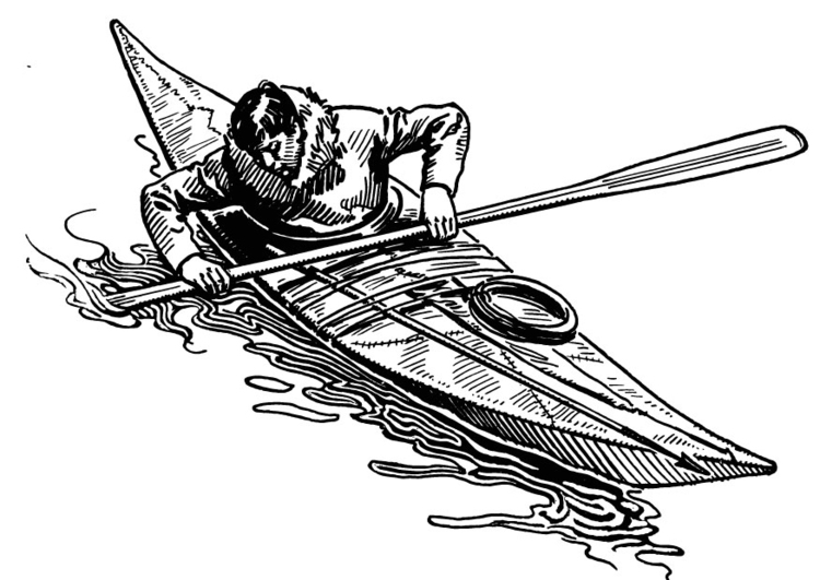 kanu fahren malvorlage | coloring and malvorlagan