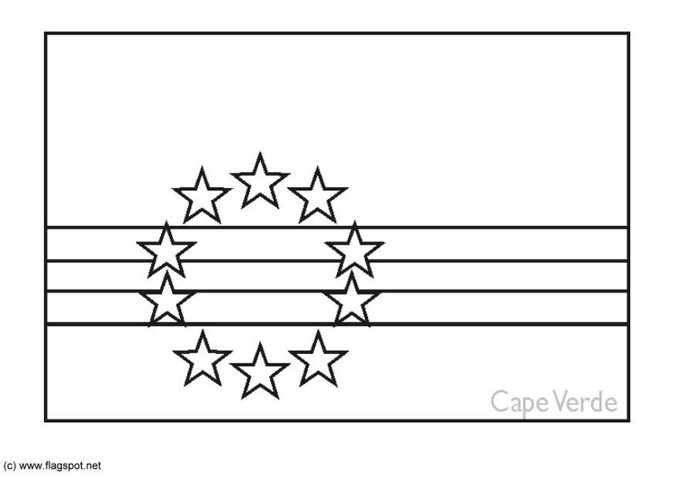 flag coloring pages world - photo#19