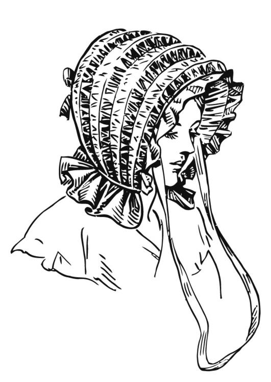 malvorlage kappe  ausmalbild 13251