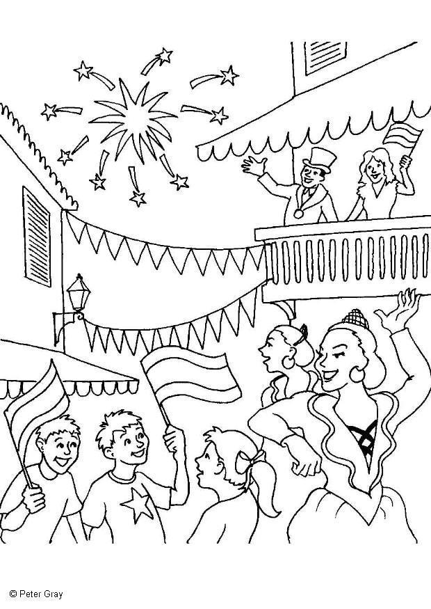 malvorlage karneval  kostenlose ausmalbilder zum