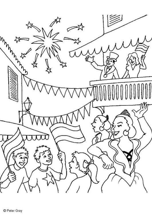 Malvorlage Karneval Ausmalbild 6922 Images