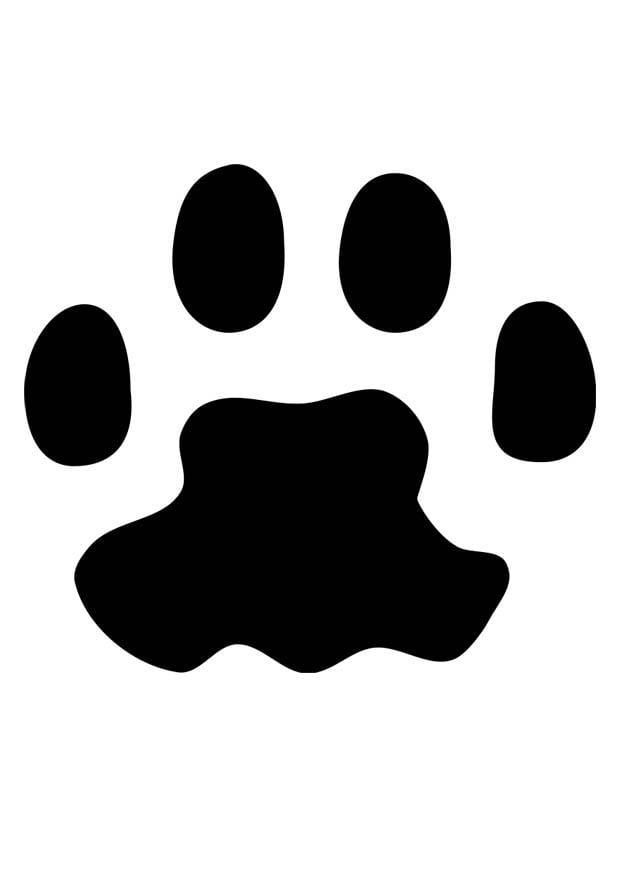 malvorlage katzenpfotze  kostenlose ausmalbilder zum