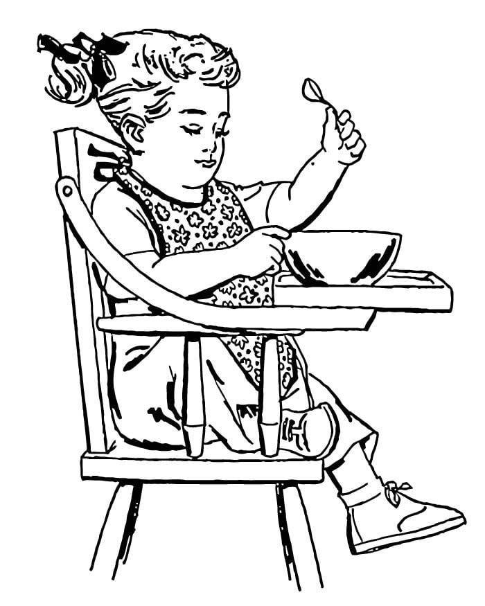 malvorlage kleinkind  kostenlose ausmalbilder zum ausdrucken