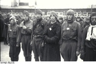 Foto Konzentrationslager Mauthausen - russische Kriegsgefangene (3)
