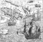 Malvorlage  Kopenhagen 1536