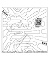 Malvorlage  Labyrinth - Mann