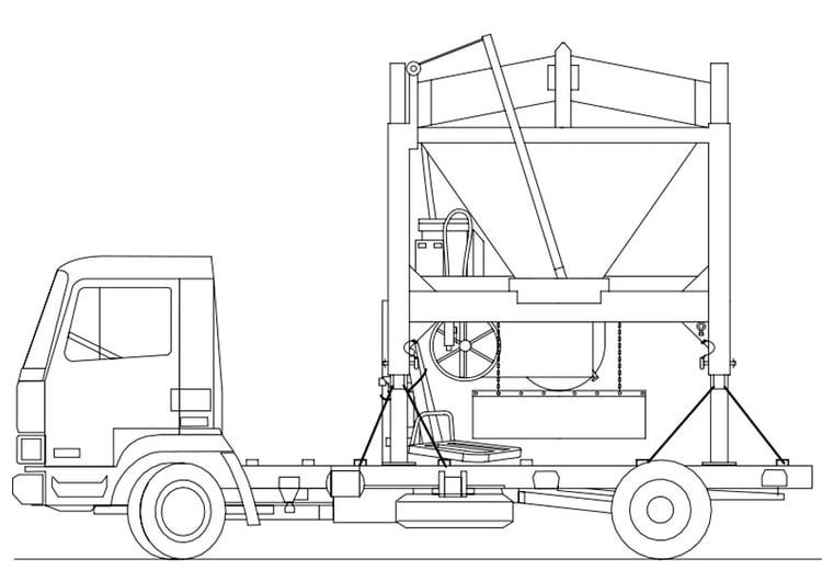 ausmalbilder polizei lastwagen  x13 ein bild zeichnen