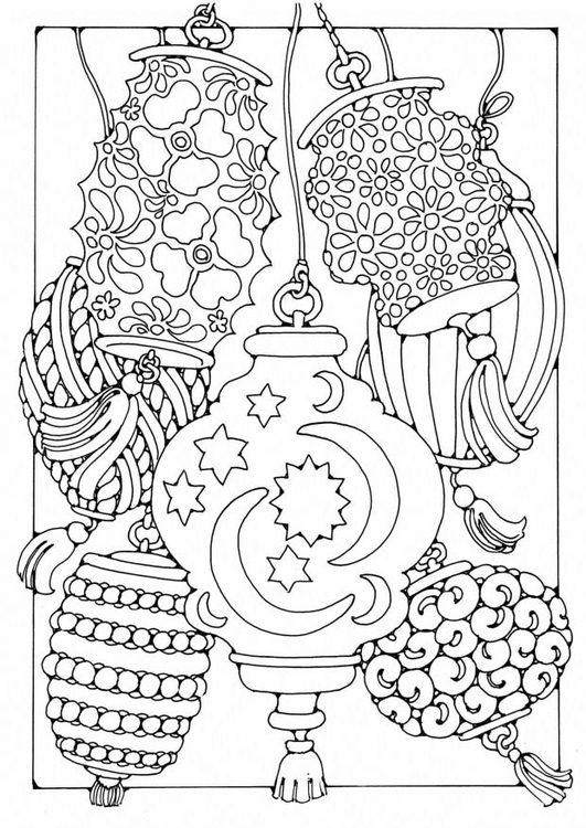 feria coloring pages - photo#28