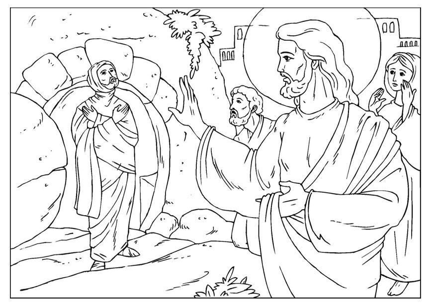 Gemütlich Auferstehung Von Jesus Christus Malvorlagen Galerie ...