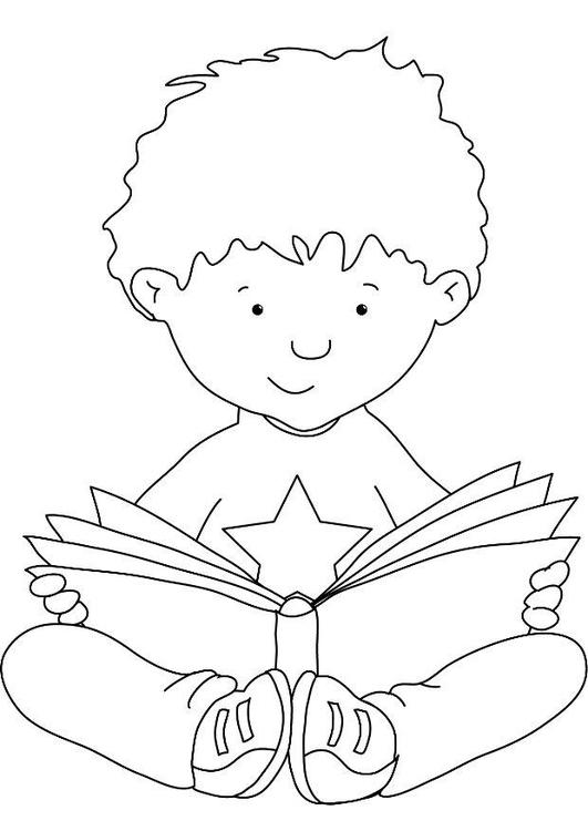 Fein Kinder Lesen Malvorlagen Zeitgenössisch - Dokumentationsvorlage ...