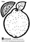 Malvorlage  Limone