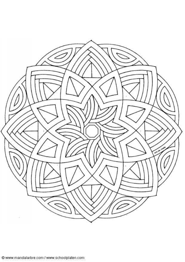Ungewöhnlich Große Mandala Malvorlagen Galerie - Entry Level Resume ...