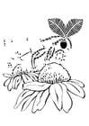 Malvorlage  Motte