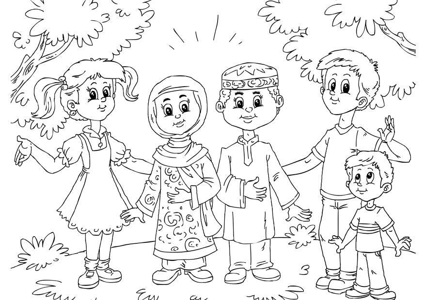 Wunderbar Islam Malvorlagen Zeitgenössisch - Malvorlagen Online ...