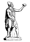 Malvorlage  Odysseus