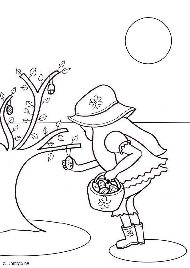 ostereier malvorlagen kostenlos - zeichnen und färben