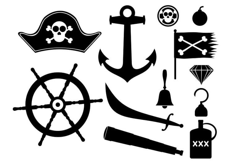 malvorlage pirat  kostenlose ausmalbilder zum ausdrucken