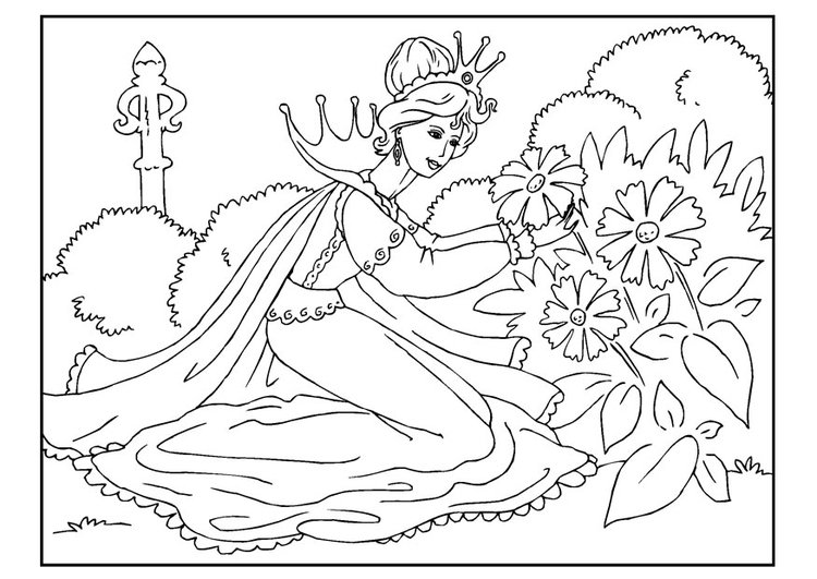 Kleurplaat Sofia De Prinses Kids N Fun Com 13 Coloring Pages