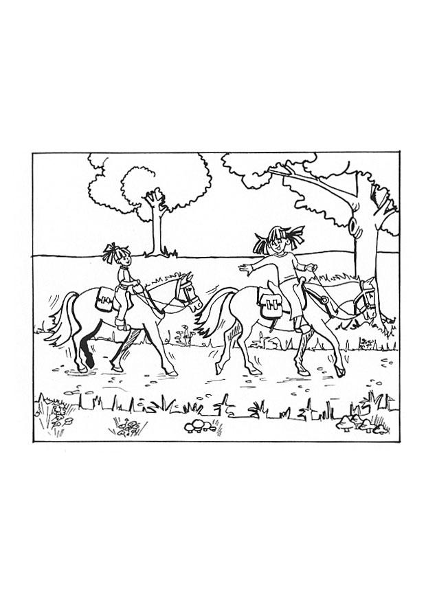 Kleurplaten Paarden Springen Malvorlage Reiten Kostenlose Ausmalbilder Zum Ausdrucken