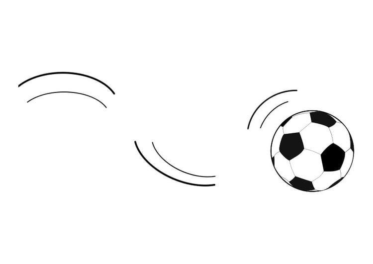 malvorlage rollender ball  kostenlose ausmalbilder zum