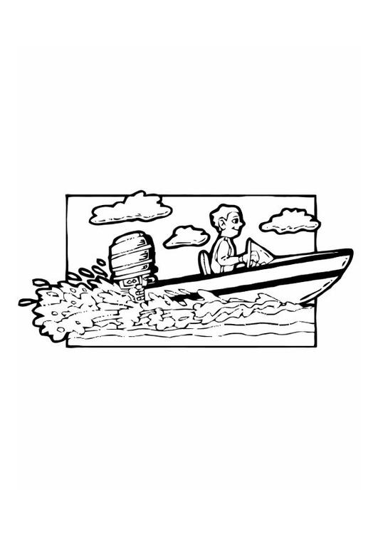 malvorlage schnellboot  kostenlose ausmalbilder zum
