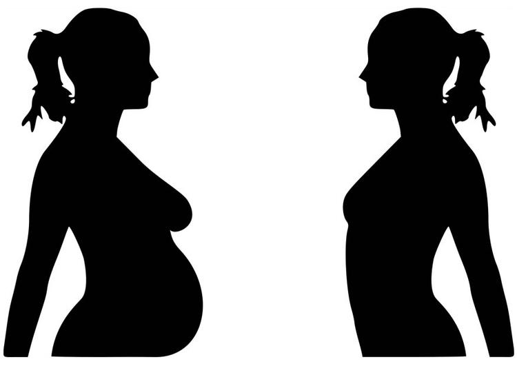Malvorlage Schwangerschaft Kostenlose Ausmalbilder Zum Ausdrucken