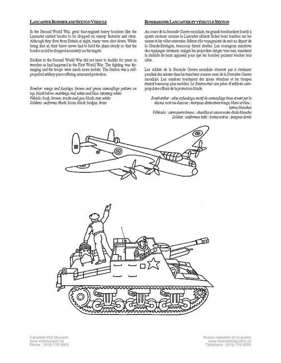 malvorlage sexton panzer  kostenlose ausmalbilder zum
