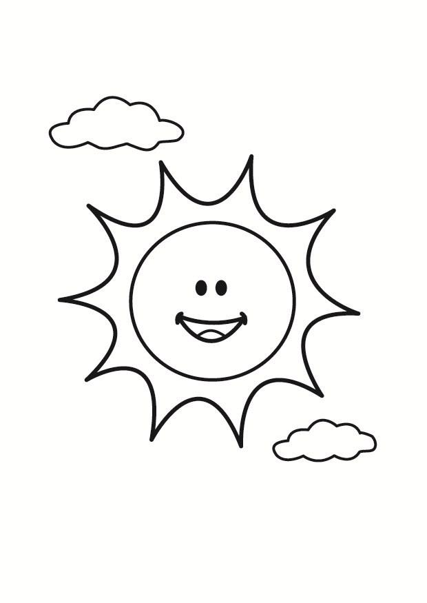 Sonne Malvorlage sdatec.com