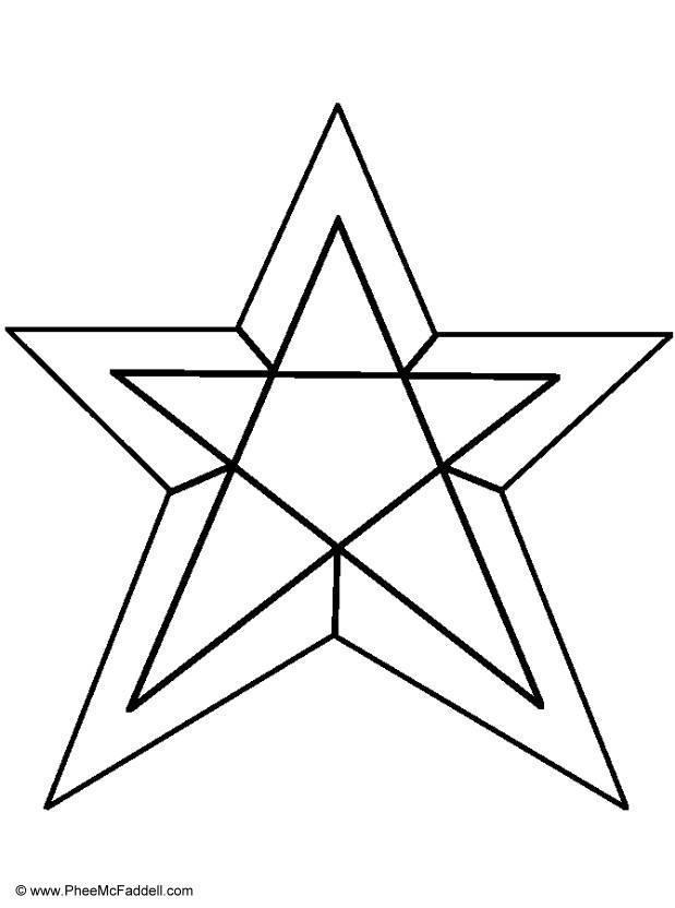 malvorlage weihnachten sterne  zeichnen und färben