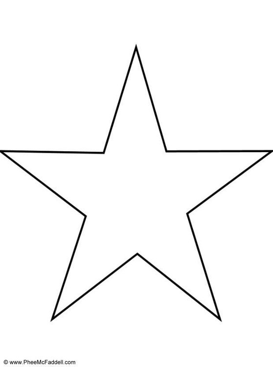malvorlage stern weihnachten  ausmalbild 23929