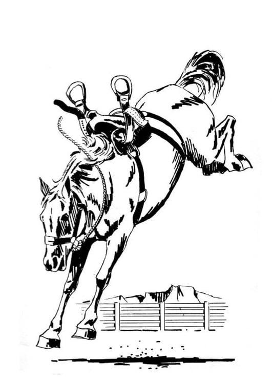 Malvorlage St 246 Rrisches Pferd Ausmalbild 18838