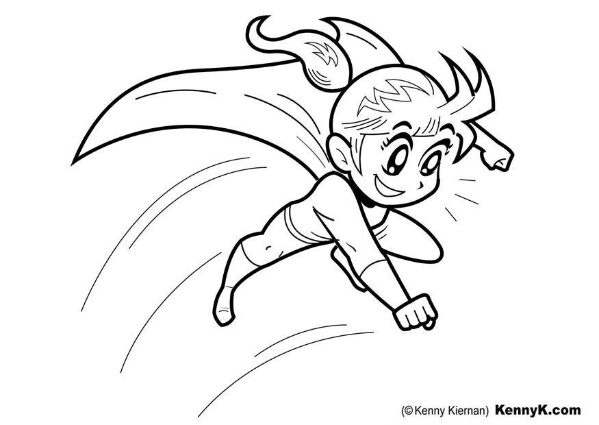 malvorlage superheldin  kostenlose ausmalbilder zum