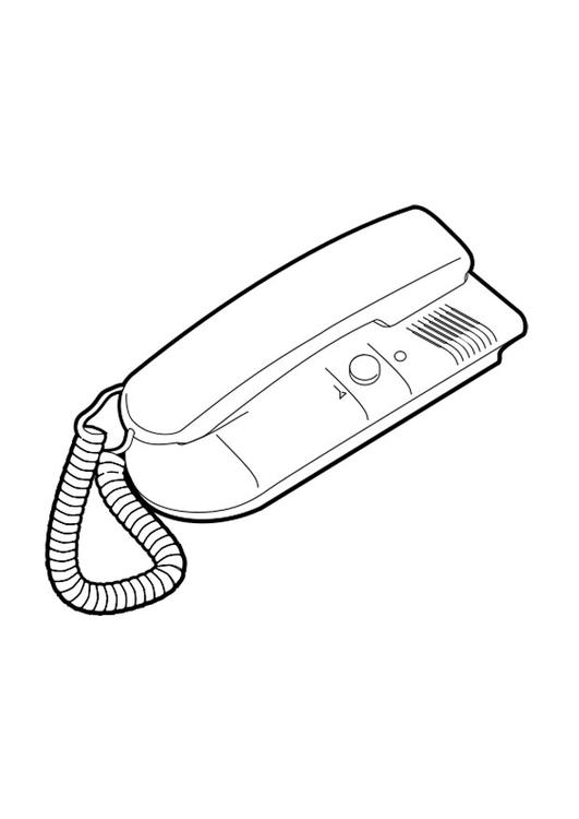malvorlage telefon  kostenlose ausmalbilder zum