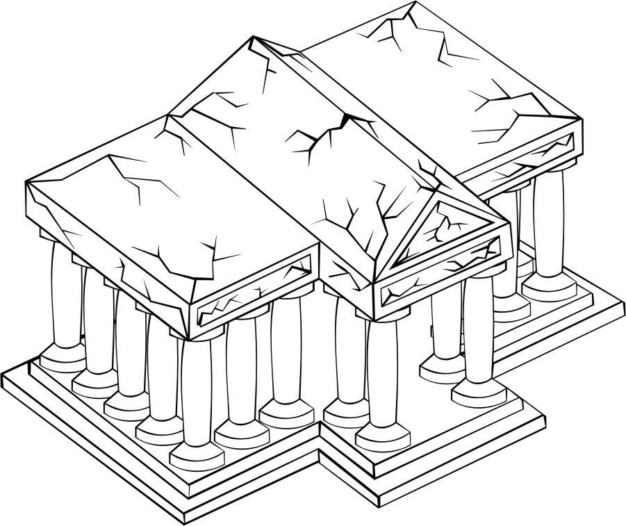 Nett Antiken Griechenland Malvorlagen Fotos - Beispiel ...