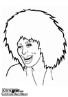 Malvorlage  Tina Turner
